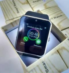 Relógio Inteligente - Faça e Receba Ligações sem Precisar do seu Celular