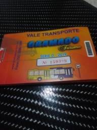 Passagem ônibus Gramado