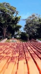 Rancho Pé na Areia Paulicéia acesso rio vista panorâmica pacotes natal ano novo disponível