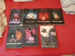 Coleção livro imortais + ladrão de almas