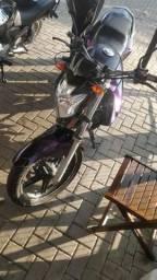 Fazer 2011 250 roxa - 2011