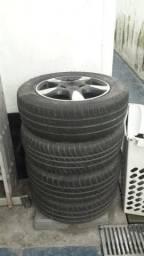Jogo de 4 roda s Honda original