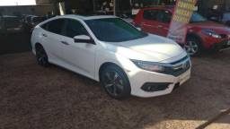 Honda Civic Touring 1.5 Branco - 2017