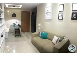 Aluga-se apartamento 2 qts semi- mobiliado em Tejipió.