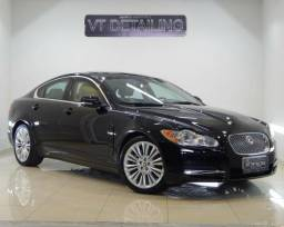 Jaguar xf luxury, v6, blindado, raridade - 2011