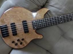 Vendo Lindo Bass Modelo Alembc Stanley Clark todo Top