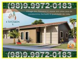 Condomínio Village Dos Pássaros 5, 2 quartos, Estrada de Ribamar