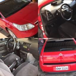 C4 vermelho. 2011 - 2011
