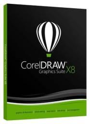 CorelDraw x8 Genuíno Licença para 20 PCs