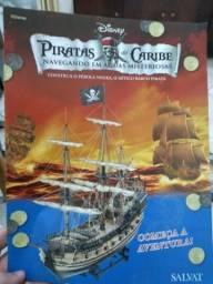 Fasciculos - Piratas do Caribe - Pérola Negra ac2a028ead3