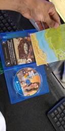 Vendo 2 jogos ps4 novos