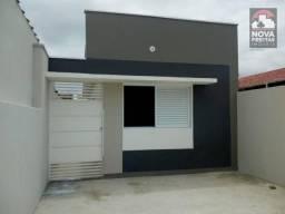 Casa à venda com 2 dormitórios em Pontal de santa marina, Caraguatatuba cod:CA1818
