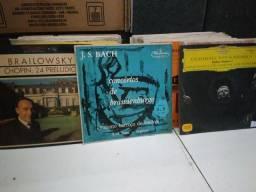 Lote 50 lps música Clássica