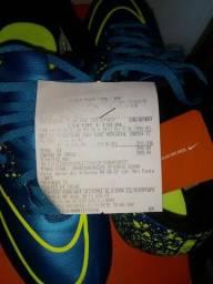 33d2eca1c38a0 Chuteira Nike Mercurial Vórtex II FG Tamanho42