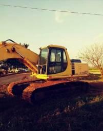 Escavadeira Komatsu Pc200 Pc200
