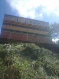 Prédio no Quitandinha