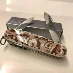 Canivete Suiço Victorinox Huntsman 15 funções Novo e original. Aceito cartão