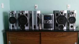 Mini system Sony -710 WATS RMS