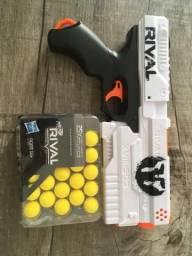 Arma Nerf Rival XVIII + munições