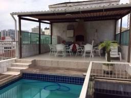Cobertura com piscina no Guarujá