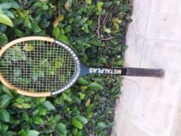 Raquete tênis com pouco uso