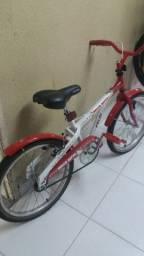 Bicicleta Caloi Hello Kitty *