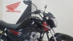 CG 160 Fan 2020 Zero km Financie na melhor concessionária Honda de Campo Grande.