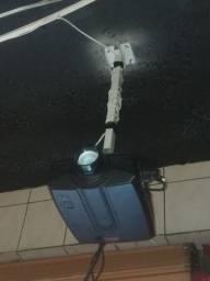 Vendo projetor + Tela Retrátil