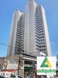 Apartamento com 3 quartos no EDIFÍCIO VILA VELHA - Bairro Centro em Ponta Grossa