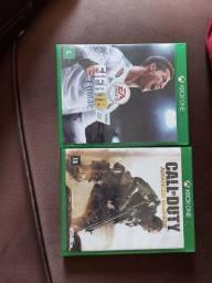 Cod e Fifa Xbox one