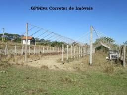 Sitio 36.300 m2 com Lago fácil acesso próx. cidade Escritura Ref. 143 Silva Corretor