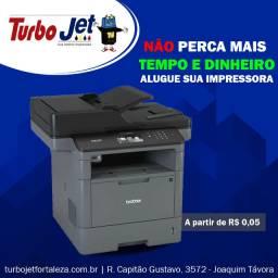Aluguel de Impressoras TurboJet