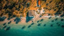 Pré-lançamento - Flat com 1 quarto na praia dos Carneiros - Tamandaré