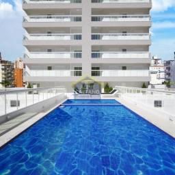 Apartamento à venda com 2 dormitórios em Ocian, Praia grande cod:RA26