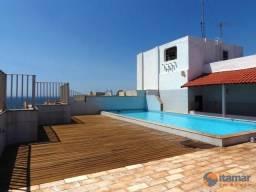Apartamento com 1 quarto para alugar, 52 m²- Centro - Guarapari/ES