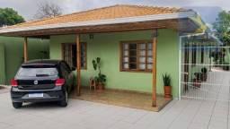 CA0057 Casa com 3 dormitórios venda ou troca por chácara, 180 m² por R$ 550.000 - Cajuru -