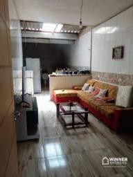 Casa com 3 dormitórios à venda, 170 m² por R$ 192.920,00 - Conjunto Floresta - Sarandi/PR