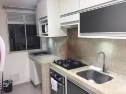Apartamento com 2 dormitórios à venda, 48 m² por R$ 180.000,00 - Ponte do Imaruim - Palhoç