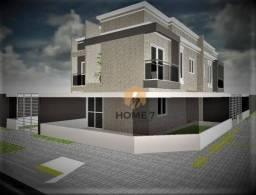 Sobrado com 3 dormitórios à venda, 77 m² por R$ 288.000 - Sítio Cercado - Curitiba/PR