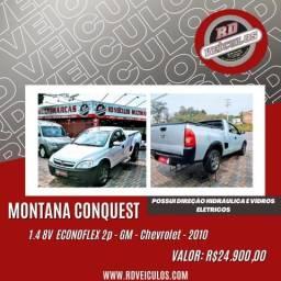 GM - Chevrolet MONTANA 1.4 8V Conquest ECONOFLEX  2p 2010 Flex