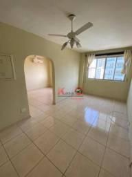 Apartamento 1 dormitório, Gonzaga Santos