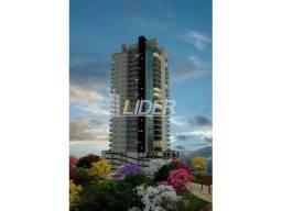 Apartamento à venda com 3 dormitórios em Cidade jardim, Uberlandia cod:22097