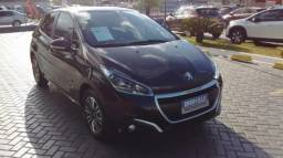 PEUGEOT 208 ACTIVE PACK 1.6 16V AT6 FLEXSTART Marrom 2018/2019