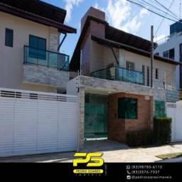 Casa com 2 dormitórios à venda por R$ 549.000 - Intermares - Cabedelo/PB