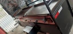 Alugo carrinho de lanche