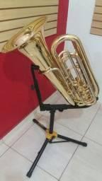 Tuba compacta afinação sib.