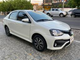 Etios Sedan 1.5 Platinum Automático   Extra   Apenas 23 Mil Kms   Único Dono   Na Garantia