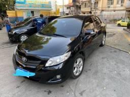 Toyota Corolla (entradas + parcelas)