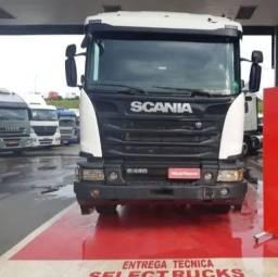 Caminhão Scania G440 (entrada+ parcelas)