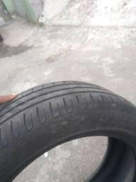 Pneus originais pirelli p7 195/50/R16 .2 pneus seminovos a 600
